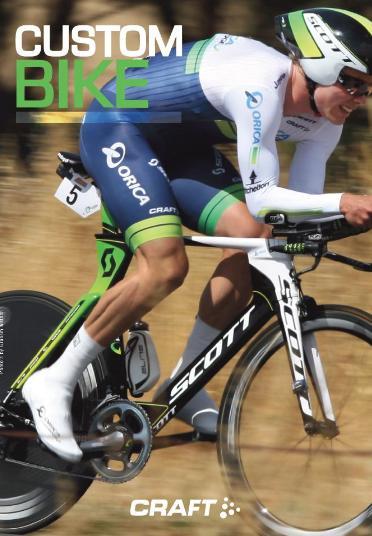 Craft wielerkleding naar eigen ontwerp